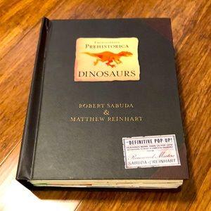 Dinosaur Pop-Up book: Encyclopedia Prehistorica